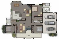 New Home Layouts Ideas House Floor Plan House Designs ...