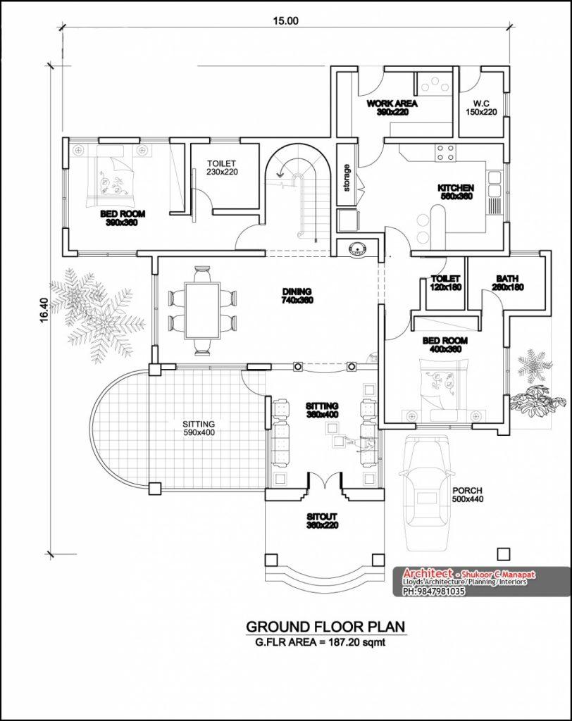 New Home Plan Designs