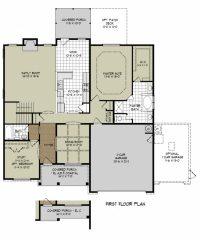 New Homes Floor Plans