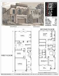 New Orleans House Plans Narrow Lots - Arts throughout New ...
