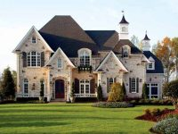 Plantation Style Homes New American Style House Plans ...