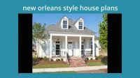 Raised House Plans New Orleans - Arts with New Orleans ...