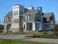 Lovely New England Style Home Plans - New Home Plans Design