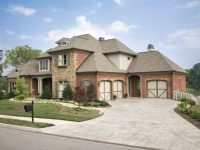 Two-Story House Plans Three Bedroom Eplans New American ...
