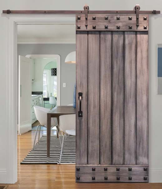 15+ Interior Barn Door Images for Home