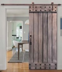 15+ Interior Barn Door Images for Home - New Home Plans Design