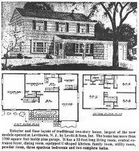 Great Levitt Homes Floor Plan - New Home Plans Design