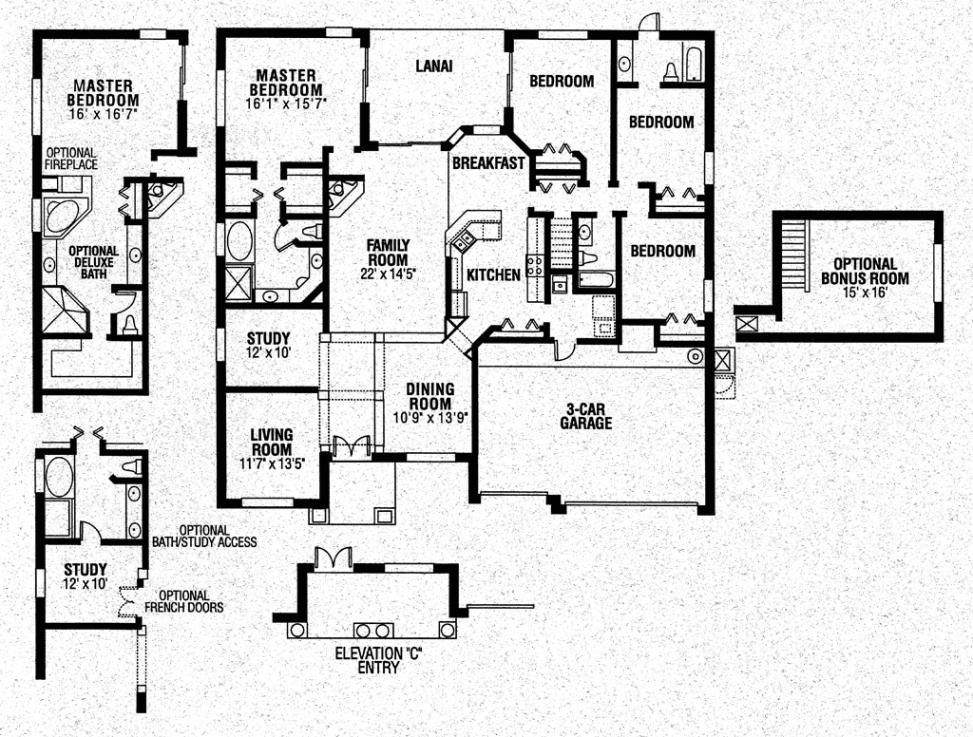 M I Homes Floor Plans Ohio
