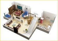 Modern Duplex House Plans With Photos inside Amazing Small ...