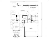 Floorplans Within Patio Home Plans