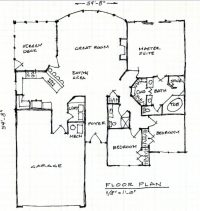 Best of Patio Home Floor Plans Free - New Home Plans Design