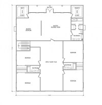 Simple One Floor House Plans Ranch Home Plans House Plans ...