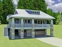 Small House Plans On Hillside,house.home Plans Ideas