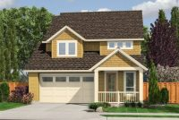 House With Attached Garage | www.pixshark.com - Images ...