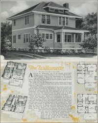 Aladdin Homes Floor Plans Luxury Sears Bungalow Plans and ...