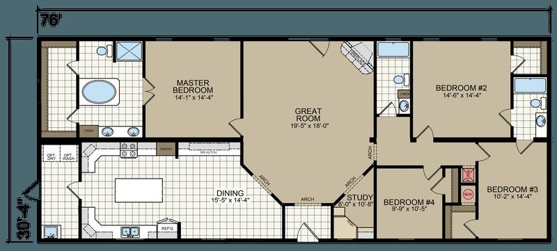 Champion Homes Floor Plans New Champion Homes Floor Plans