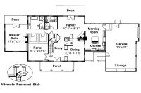 Unique Colonial Home Floor Plans with Pictures