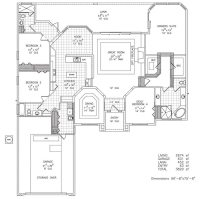 Duran Homes Floor Plans Best Of Killarney Custom Home ...