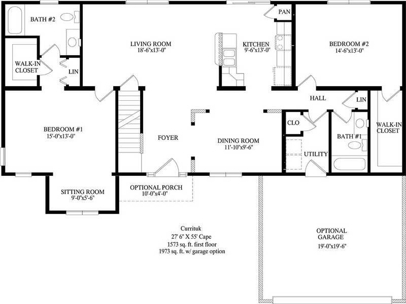 Modular Home Floor Plans Michigan Beautiful Interior