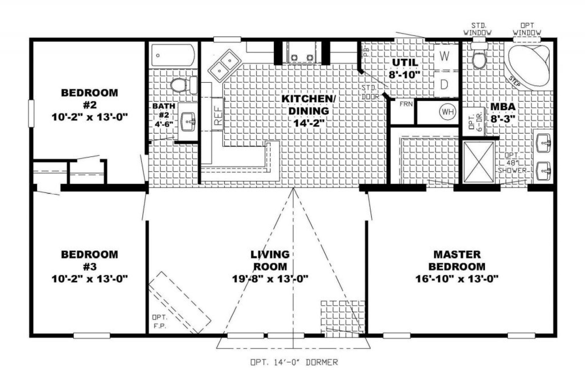 Fresh Houses With Open Floor Plans House Floor Ideas