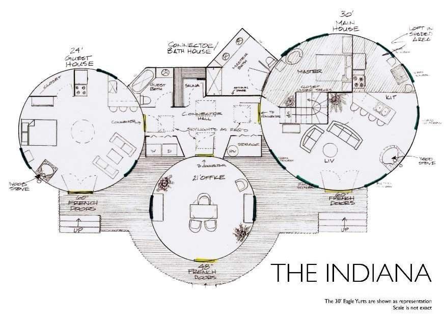 Yurt Interior Floor Plans Yurt Floor Plans My Yurt Yurt Floor
