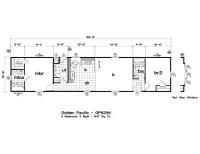 1999 Fleetwood Mobile Home Floor Plan Elegant Cool Home ...