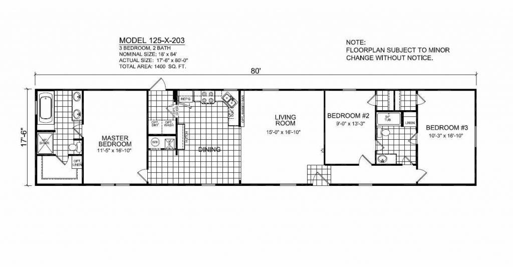 Elegant Champion Mobile Home Floor Plans  New Home Plans