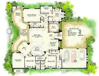 Unique Custom Built Homes Floor Plans - New Home Plans Design