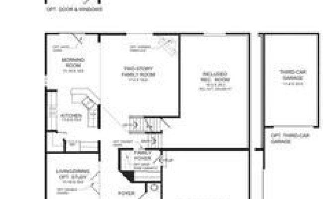 Designs With Dan The Blair Floorplan By Fischer Homes Cute766