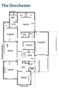 Floor Plans for Patio Homes Beautiful House Plans for ...
