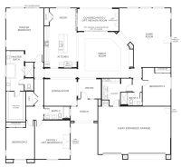 Floor Plans for Single Level Homes New Floorplan 2 3 4