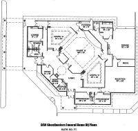 Awesome Funeral Home Floor Plans
