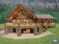 Log Home Basement Floor Plans Beautiful Basement House ...