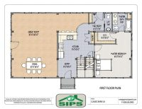 Amazing Open Concept Floor Plans for Small Homes
