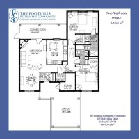 Elegant Patio Home Floor Plans Free - New Home Plans Design