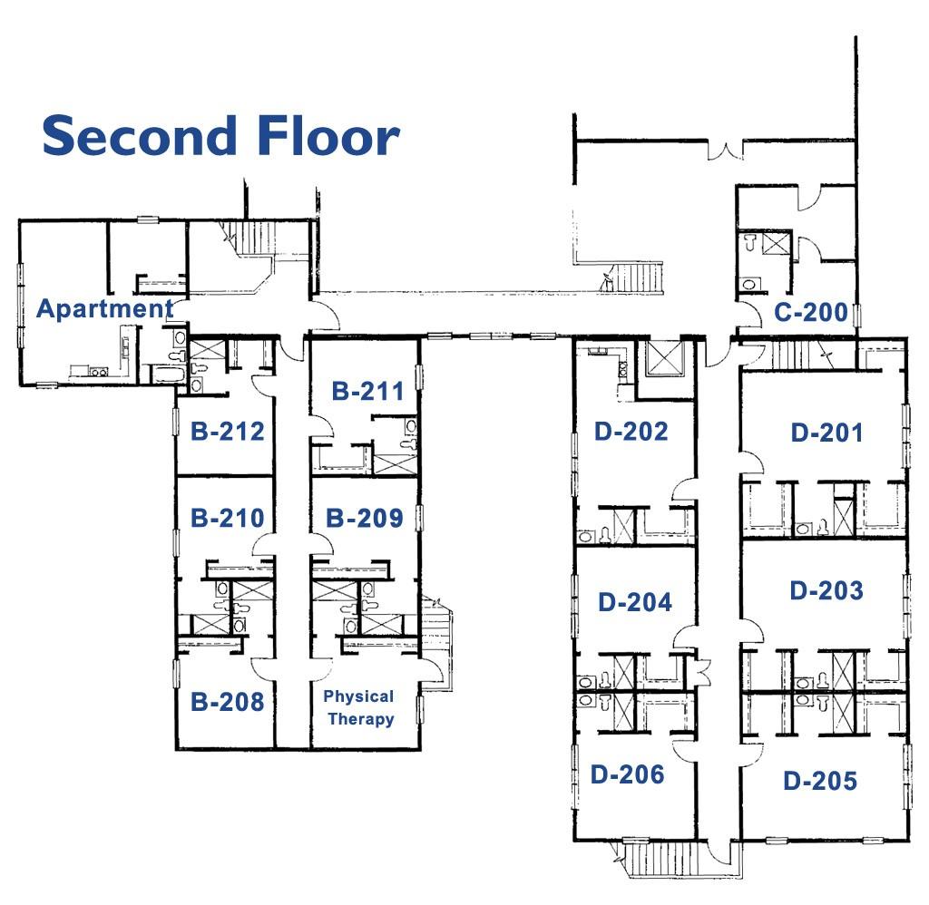 Retirement Home Floor Plans Lovely Nursing Home Floor