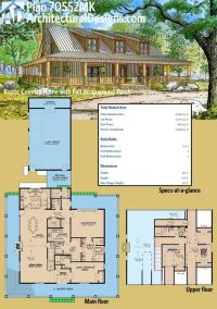 Elegant Rustic Country Home Floor Plans - New Home Plans ...
