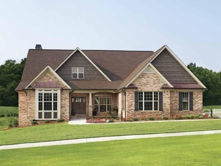 Elegant Rustic Country Home Floor Plans