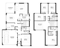Lovely Sample Floor Plans 2 Story Home - New Home Plans Design