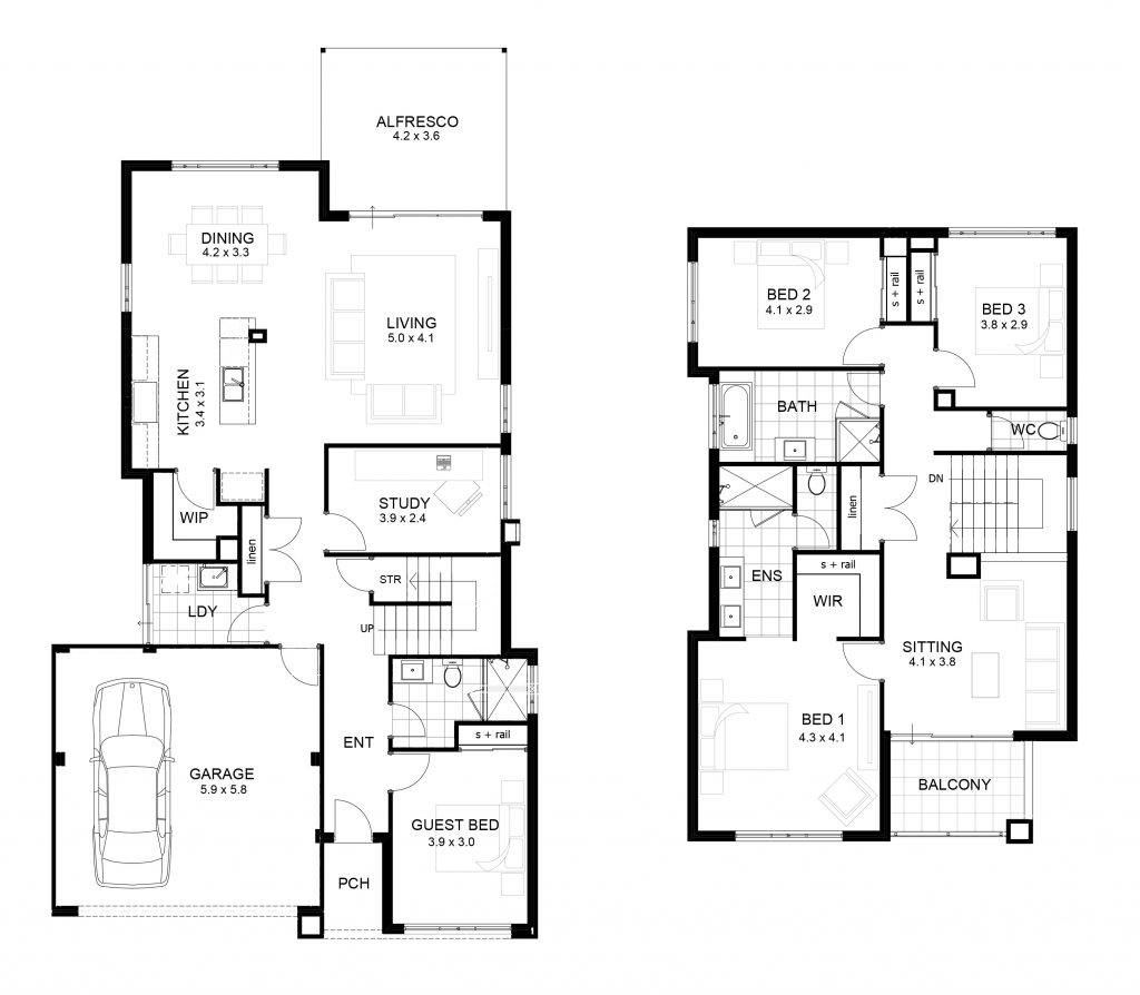Sample Floor Plans 2 Story Home Fresh Sample House Plans 2