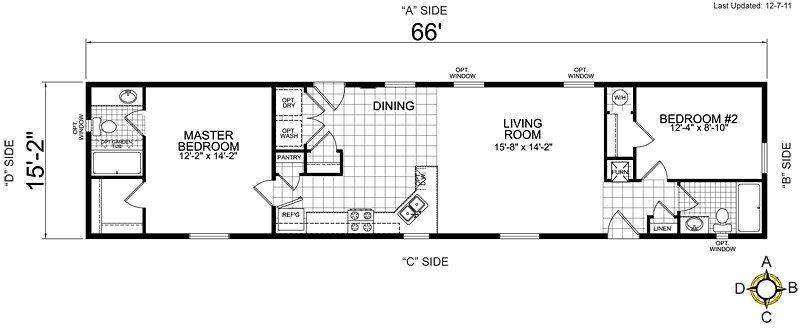 Plans 1 Wide Floor 20 Bedroom