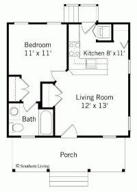 Elegant 1 Bedroom Duplex House Plans - New Home Plans Design