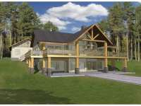 1 Story House Plans with Walkout Basement New Best 25 ...
