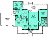 2 Bedroom House Plans with Wrap Around Porch Best Of ...