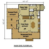 Unique 2 Bedroom House Plans Wrap Around Porch - New Home ...