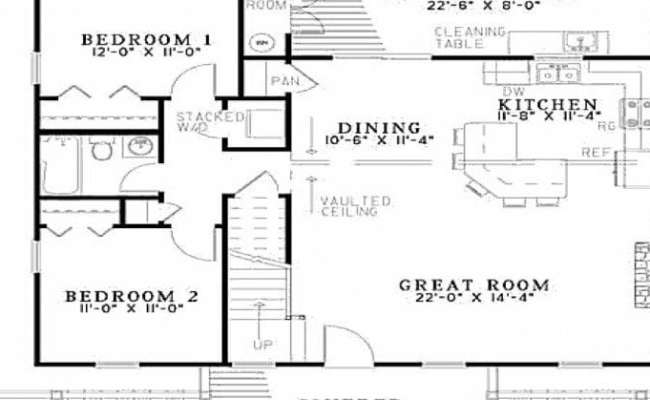Cool 3 Bedroom Beach House Plans New Home Plans Design
