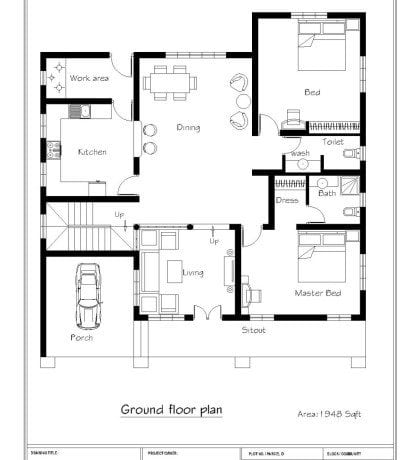 3 Bedroom House Plans India Best Of 3 Bedroom House Plans