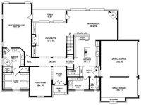 4 Bedroom 2 Bath House Plans Best Of 4 Bedroom 3 Bath ...