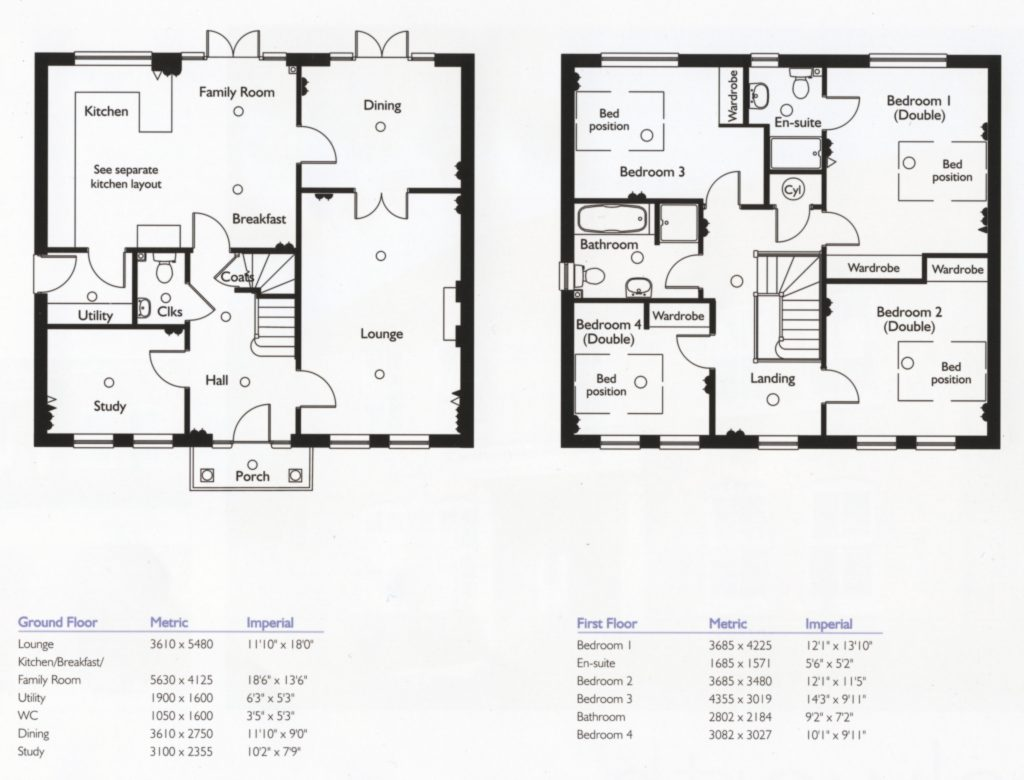 Inspirational Best Floor Plan For 4 Bedroom House