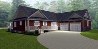 Canadian House Plans with Basements Luxury House Design